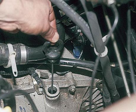 Форд фокус 2 замена противотуманных ламп